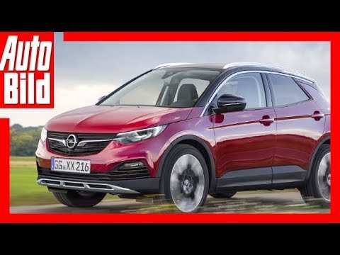 64 Best 2019 Opel Suv Price Design and Review