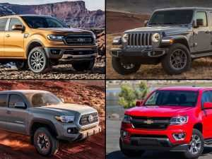 64 Best 2020 Jeep Gladiator Vs Tacoma Review