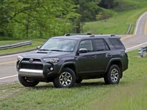 Toyota 4Runner Update 2020