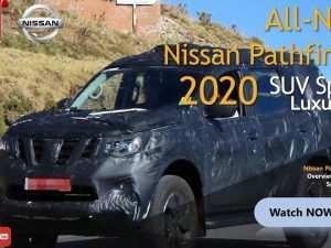 64 Best When Will The 2020 Nissan Pathfinder Be Available Reviews