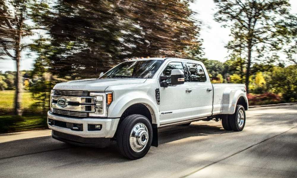 64 New 2019 Ford F 450 Specs And Review