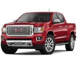 64 New 2019 Gmc 4 Cylinder Price and Release date