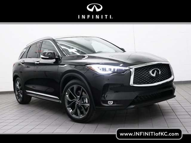 64 New 2019 Infiniti Qx50 Black Review And Release Date