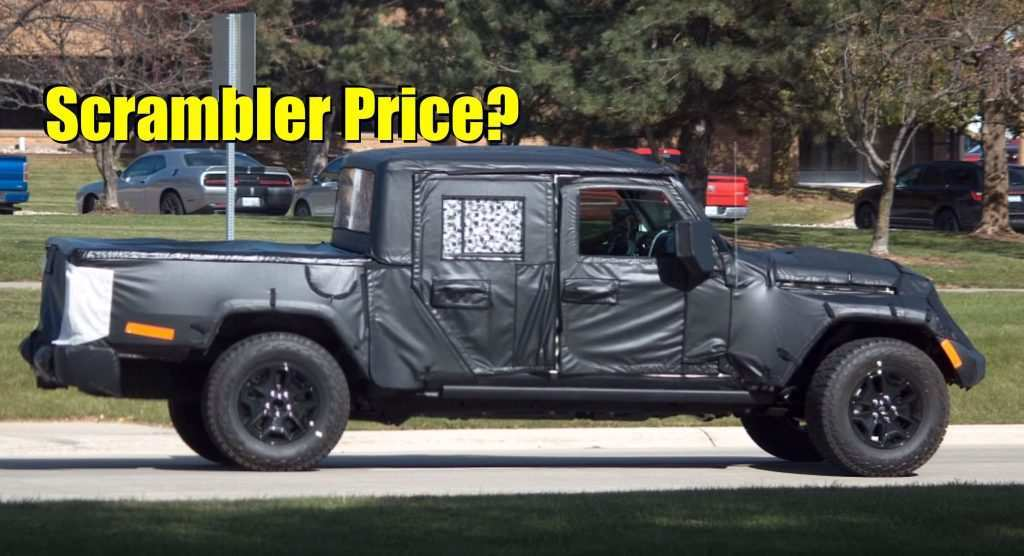 64 New 2019 Jeep Truck News Review And Release Date