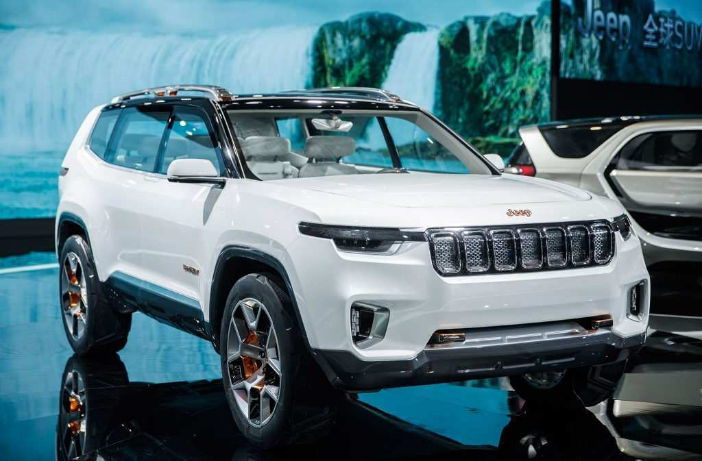64 New 2019 Jeep Yuntu First Drive