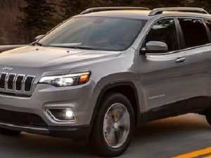 64 New 2020 Jeep Compass Picture