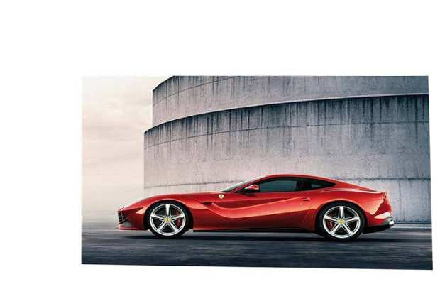 64 New Ferrari P 2020 Performance