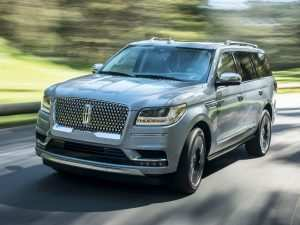 64 New Ford Lincoln Navigator 2020 Review and Release date