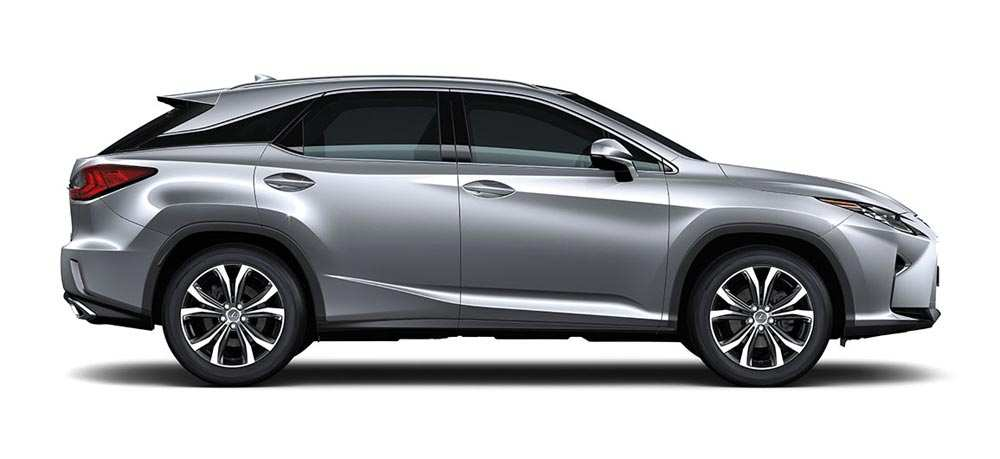 64 New Lexus Rx 2020 Redesign Performance And New Engine