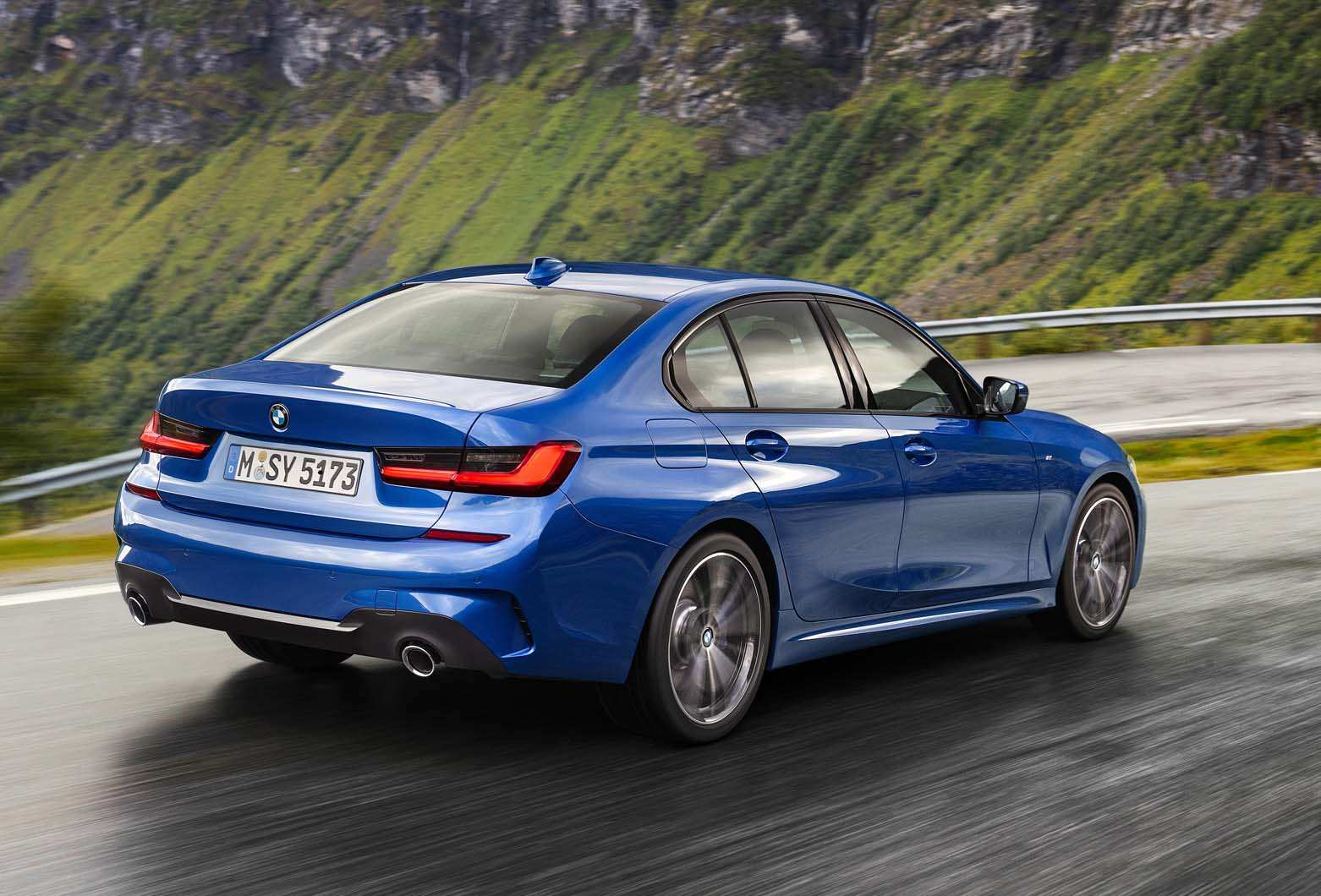 64 The 2019 Bmw 3 Series G20 Performance And New Engine