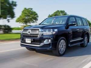 64 The 2019 Toyota Land Cruiser Spy Shots Exterior and Interior