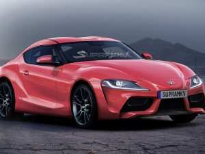 64 The 2019 Toyota Supra Performance and New Engine