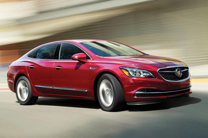 64 The 2020 Buick Lacrosse New Review