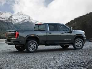 64 The 2020 Gmc 3500 Denali For Sale Review and Release date