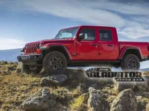 64 The 2020 Jeep Gladiator Motor Exterior