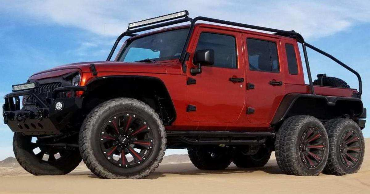 64 The 2020 Jeep Wrangler V8 Images