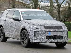 64 The 2020 Land Rover Discovery Sport Release