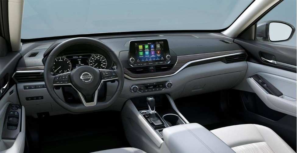 64 The 2020 Nissan Altima Interior Spesification