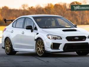 64 The 2020 Subaru Sti News Photos