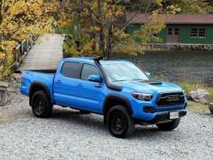 64 The 2020 Toyota Tacoma Trd Pro Release Date and Concept