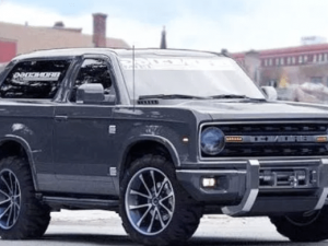 64 The Best 2019 Ford Bronco Images Configurations