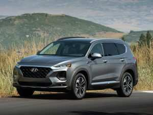 64 The Best 2019 Hyundai Santa Fe Engine Exterior