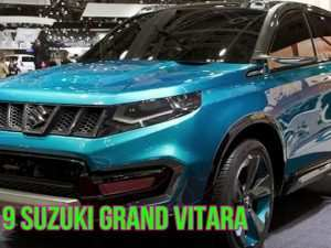 64 The Best 2019 Suzuki Grand Vitara Price and Release date