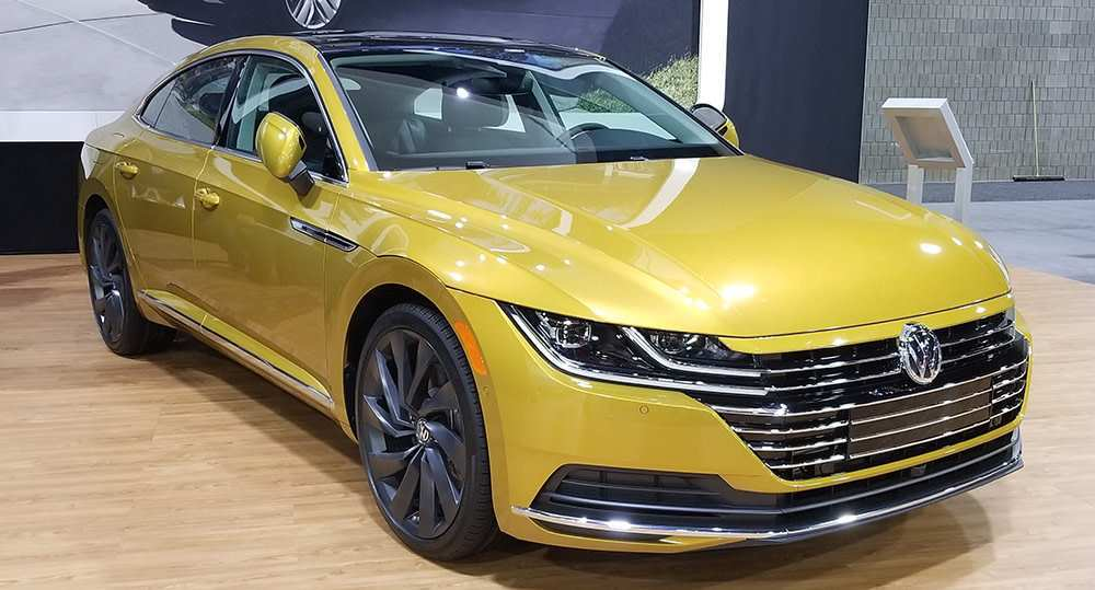 64 The Best 2019 Vw Arteon Spesification
