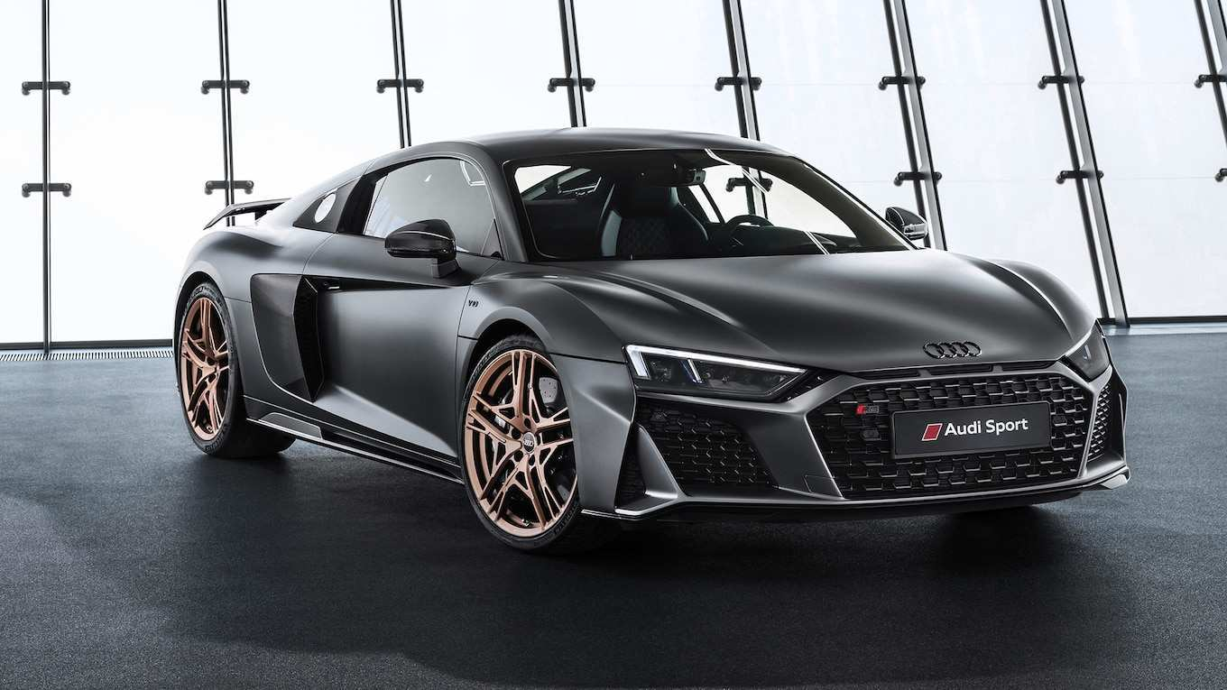 64 The Best 2020 Audi R8 Price Performance