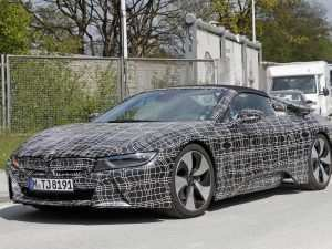 64 The Best 2020 Bmw I8 Redesign