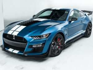 64 The Best 2020 Ford Mustang New Review