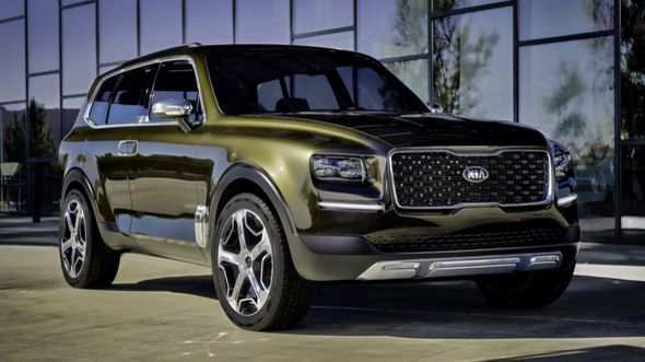 64 The Best Kia New Suv 2019 Overview