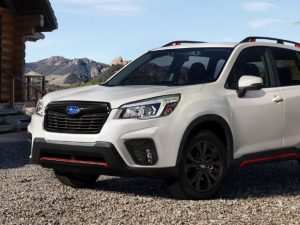 64 The Best Subaru Forester 2020 Australia Picture