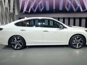 64 The Best Subaru New Legacy 2020 Exterior and Interior