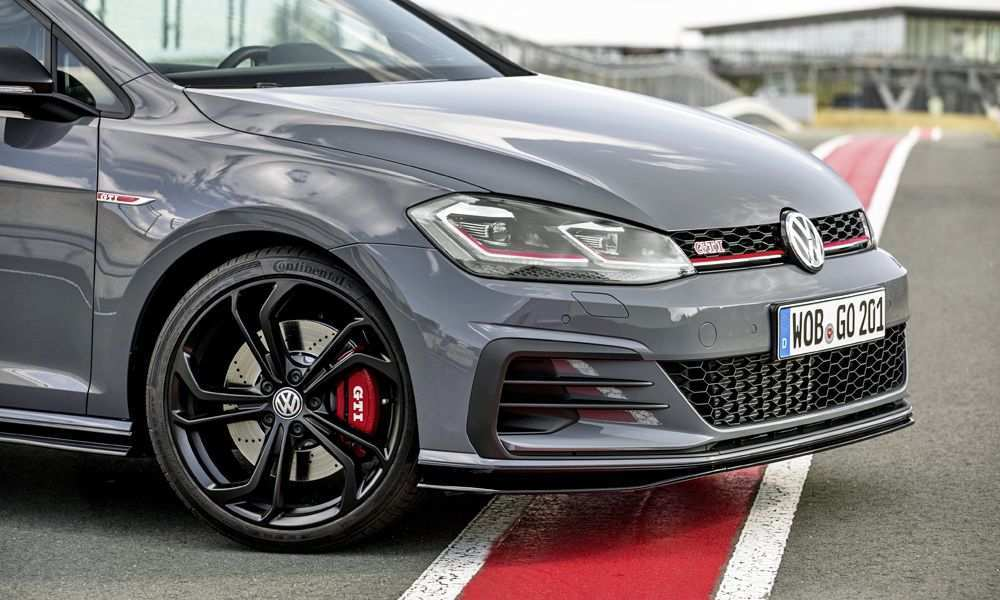 64 The Best Volkswagen Gti 2020 Redesign And Concept