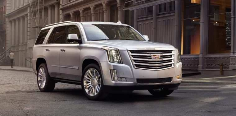 64 The Cadillac Escalade 2020 Model Wallpaper