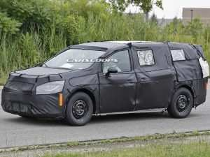 64 The Dodge Grand Caravan 2020 Redesign and Review