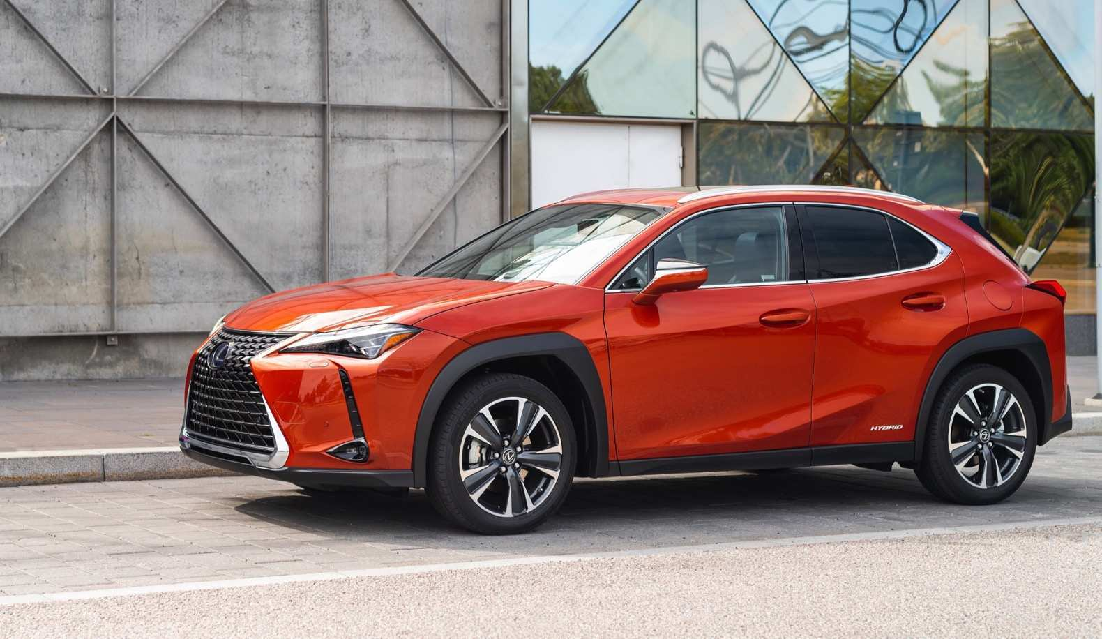 64 The Lexus Electric 2020 New Review