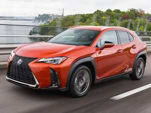 64 The Lexus Ux 2019 Price 2 New Review