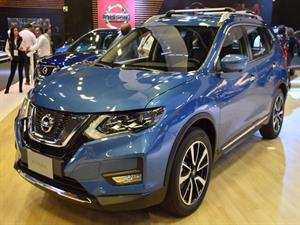 64 The Nissan X Trail 2020 Colombia Model