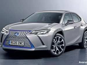 64 The Novo Lexus Ct 2020 Concept