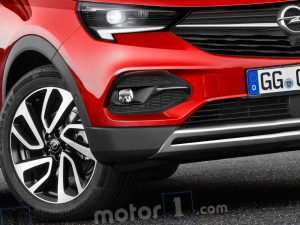 64 The Opel Corsa Suv 2020 Spy Shoot