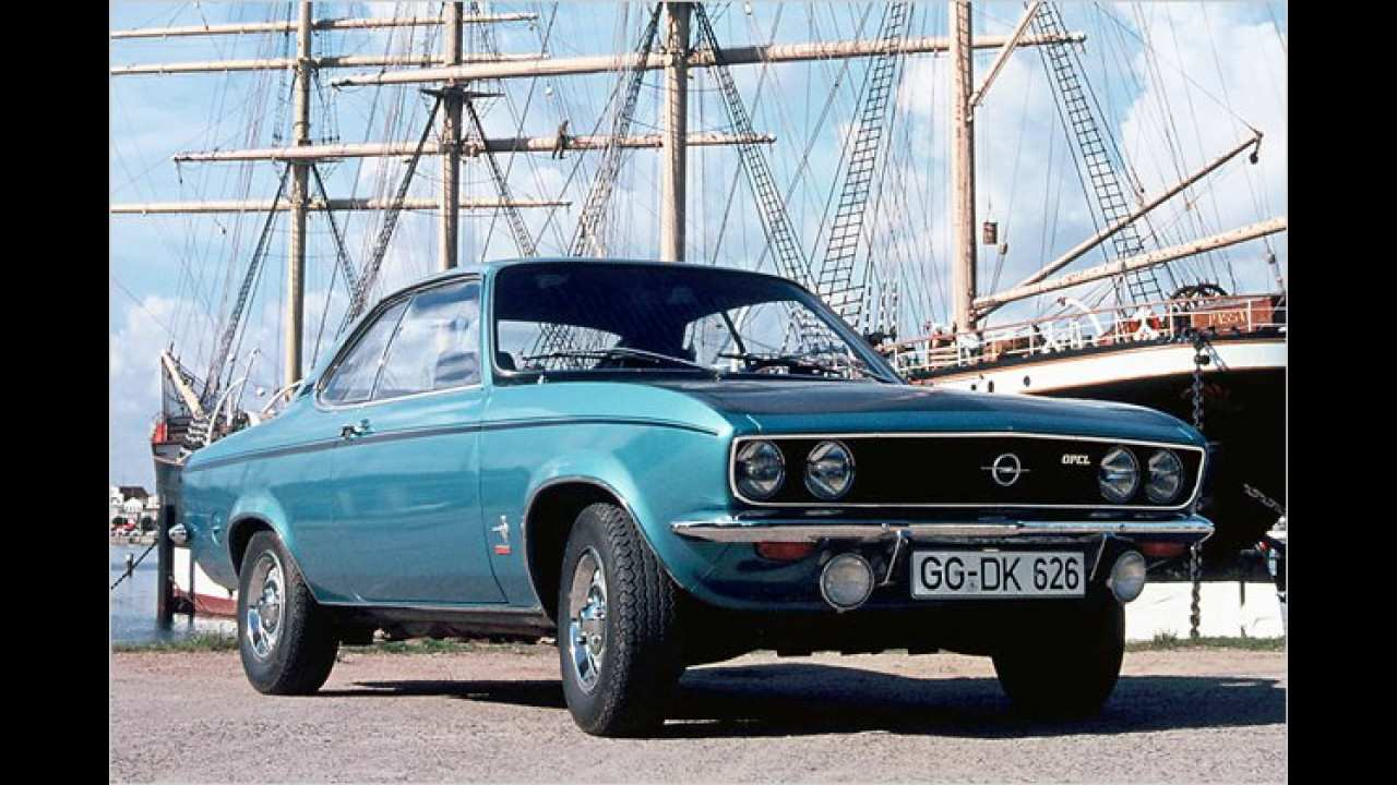 64 The Opel Manta 2020 Pictures