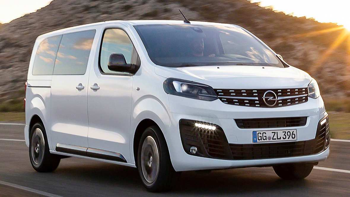 64 The Opel Zafira 2020 Picture