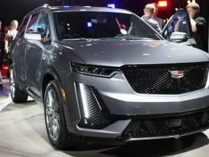 64 The Pictures Of 2020 Cadillac Xt6 Review