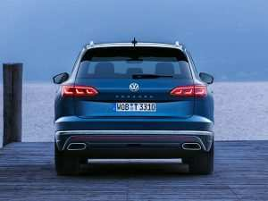64 The Touareg Vw 2019 Configurations