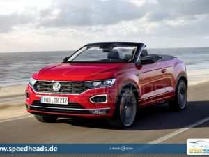 64 The Volkswagen T Roc 2020 First Drive