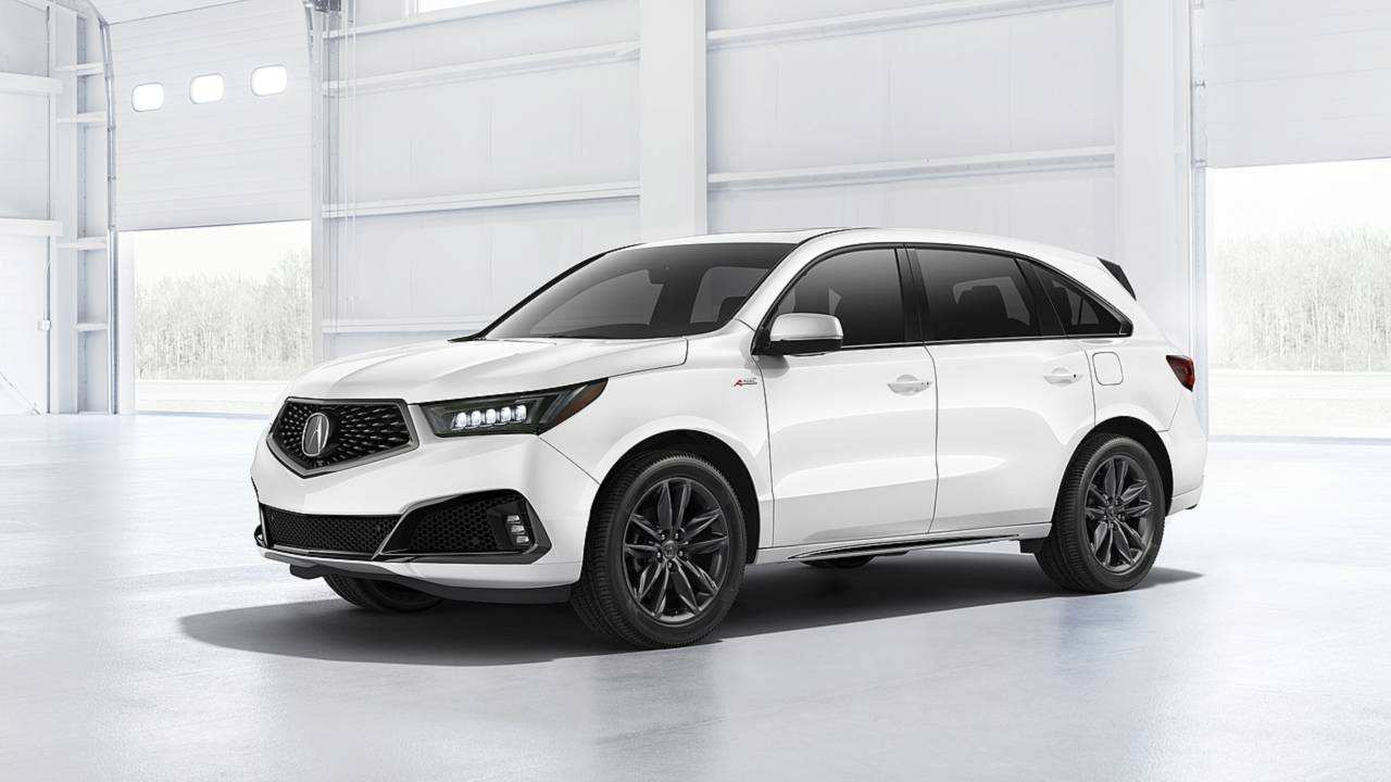 65 A Acura Mdx For 2020 Concept And Review