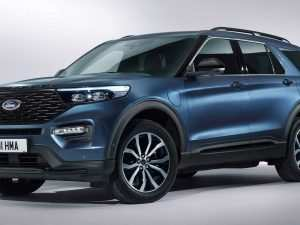 65 A Ford Explorer 2020 Release Date History
