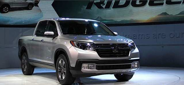 65 A Honda Ridgeline 2020 Price Design And Review